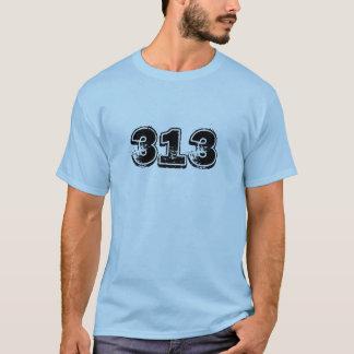 313 (Detroit) T-Shirt
