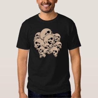 314 Skulls Tee Shirt