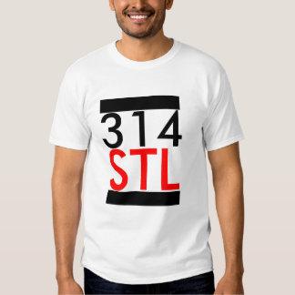 314, STL T-SHIRTS