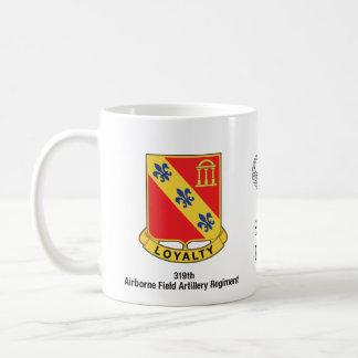 319th Airborne Field Artillery Regiment mug