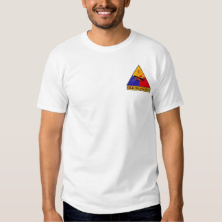 31B  1st Armored Division T-shirts