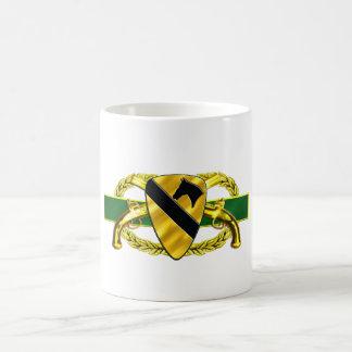 31B MP 1st Cavalry Division Coffee Mugs