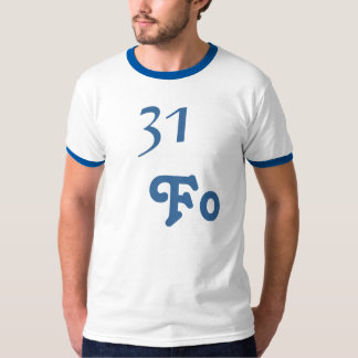 31Fo Throwback tee