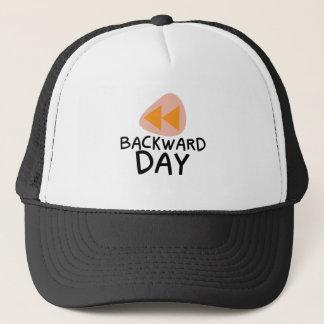 31st January - Backward Day Trucker Hat