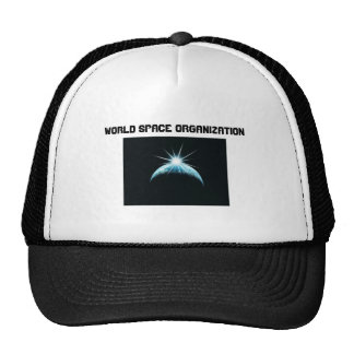 320s, WORLD SPACE ORGANIZATION Cap