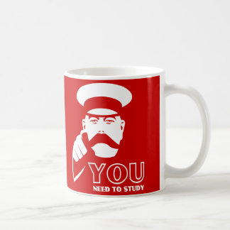 325ml Red Edinburgh University student coffee mug