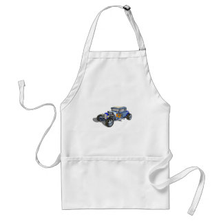32 5 Window Ford Rod Aprons