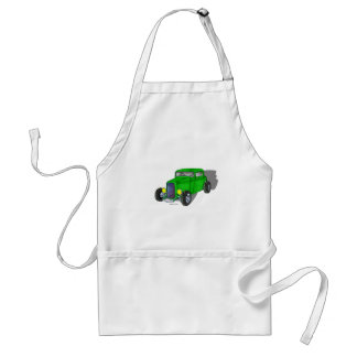 32 Ford HiBoy 3 Window Coupe – Green Aprons