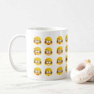 32 Mummy Emojis Mug