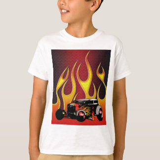 330 Hot Rod Color Variante 2 T-Shirt
