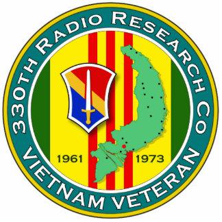 330th RRC - ASA Vietnam Cut Out