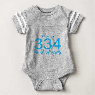 334 LADY BABY BODYSUIT