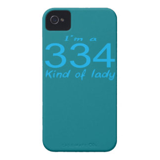 334 LADY iPhone 4 Case-Mate CASES