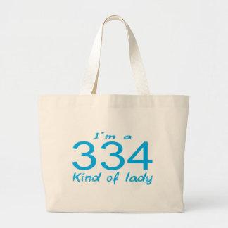 334 LADY LARGE TOTE BAG