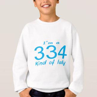 334 LADY SWEATSHIRT