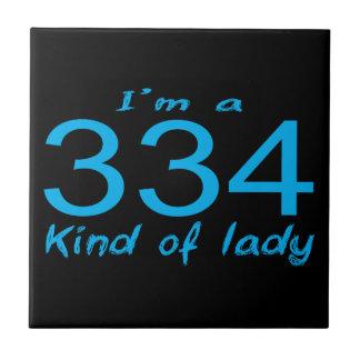 334 LADY TILE