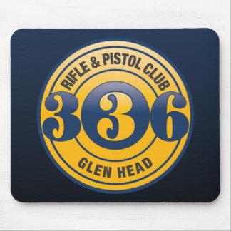 336 Color Logo Mouse Pad