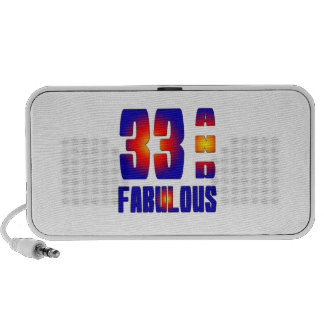 33 And Fabulous iPod Speakers