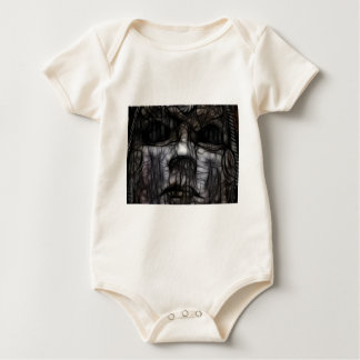 33 - Inky Lightless Baby Bodysuit