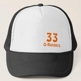 33, O-Rangers Trucker Hat
