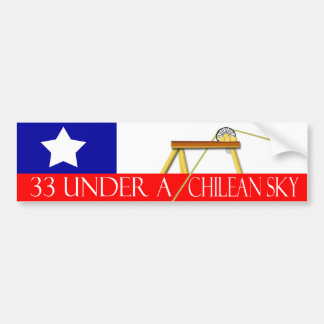 33 Rescued Bumper Sticker