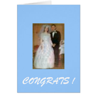 347567955MYyiFn_th, CONGRATS ! Greeting Card