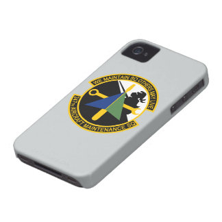 347th Aircraft Maintenance Squadron iPhone 4 Case-Mate Case