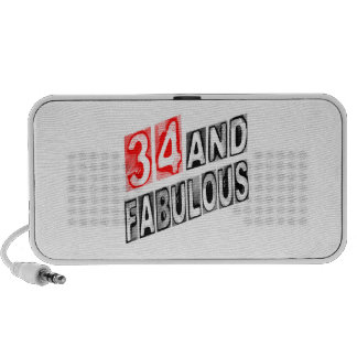 34 And Fabulous Notebook Speaker
