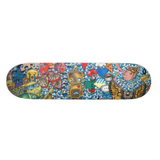 34 Days Skateboards