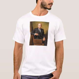 34 Dwight D. Eisenhower T-Shirt