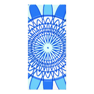 34 Graphic Chakra style Prints Customised Rack Card