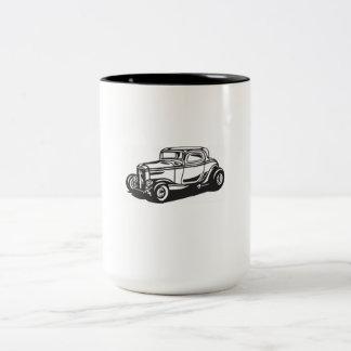 34 hot rod mug