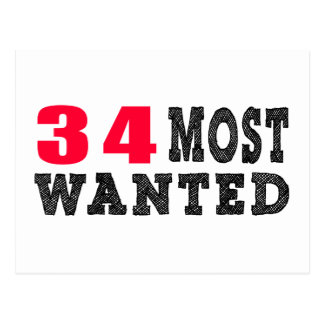 34 most wanted funny birthday designs postcard
