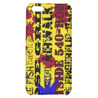 34.Popular Skateboard Trick Names iPhone 5C Covers