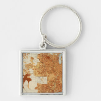 34 Proportion religious denominations 1890 Keychains