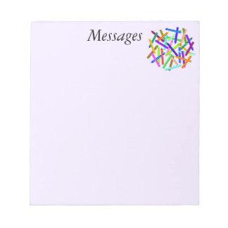 34th Birthday Notepad