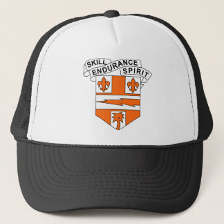 34th Signal Battalion - Skill Endurance Spirit Trucker Hat