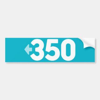 350 Bumper Sticker