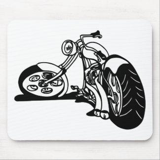 354 Chopper Bike Mouse Pad