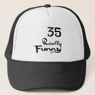 35 Really Funny Birthday Designs Trucker Hat