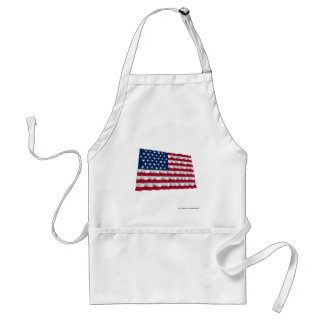 35-star flag, Beehive pattern Apron