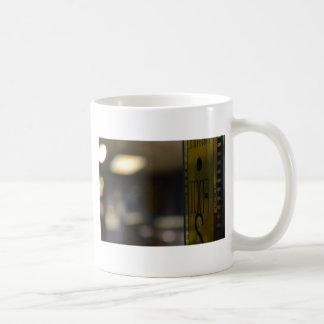 35mm Foot Basic White Mug