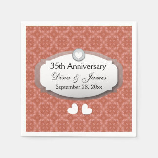 35th Wedding Anniversary Gifts - T-Shirts, Art, Posters & Other Gift ...