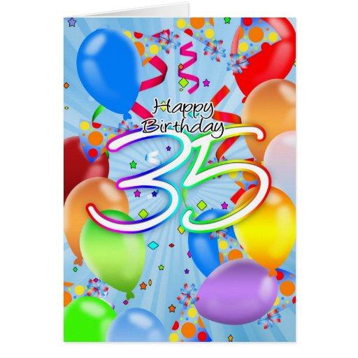 Happy Birthday 35