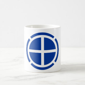 35th Infantry Division Insignia Coffee Mug