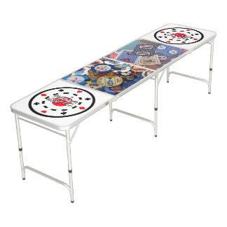 360 Ante River Vegas Regulation Beer Pong Table