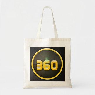 360 Logo Bag