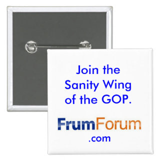 36470578_400x400, Join the Sanity Wing of the G... 15 Cm Square Badge
