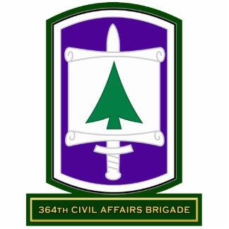 364th Civil Affairs Brigade SSI Photo Cutouts