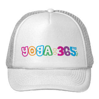 365 Yoga Trucker Hat